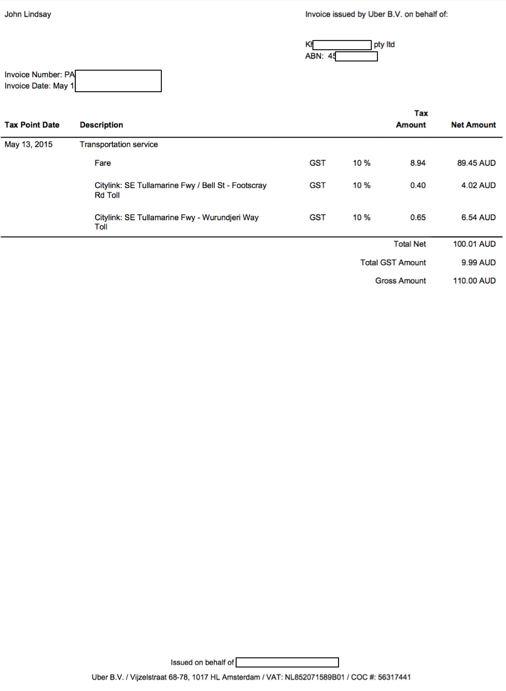 august | 2015 | bigjsl, Invoice templates